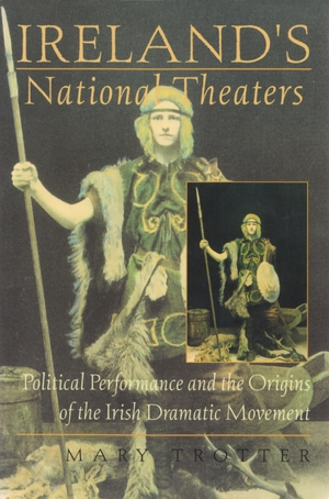Cover for the book: Ireland's National Theaters