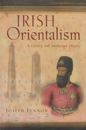Cover for the book: Irish Orientalism