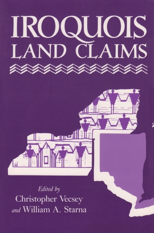 Cover for the book: Iroquois Land Claims