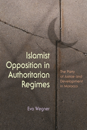 Cover for the book: Islamist Opposition in Authoritarian Regimes