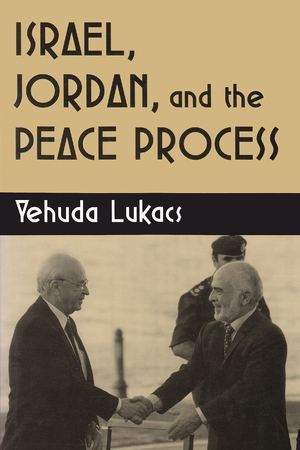 Cover for the book: Israel, Jordan, and Peace Process