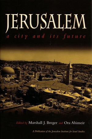 Cover for the book: Jerusalem