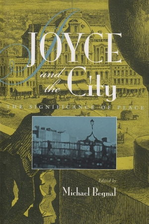 Cover for the book: Joyce and the City