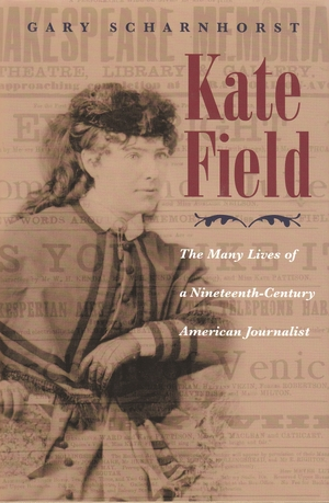 Cover for the book: Kate Field