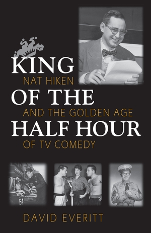 Cover for the book: King of the Half Hour