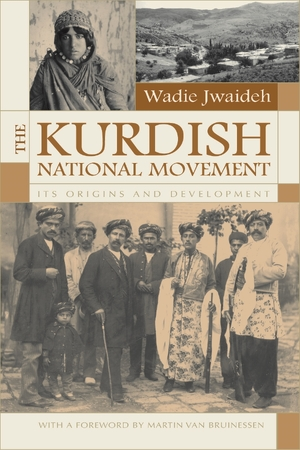 Cover for the book: Kurdish National Movement, The