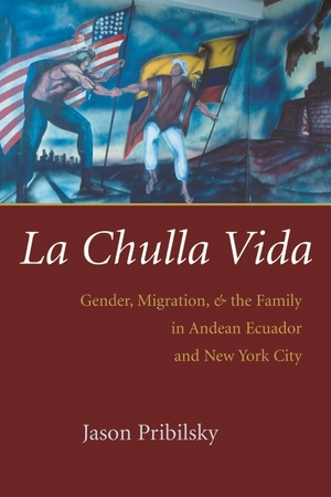 Cover for the book: La Chulla Vida