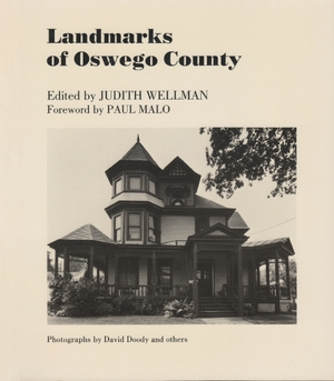 Cover for the book: Landmarks of Oswego County