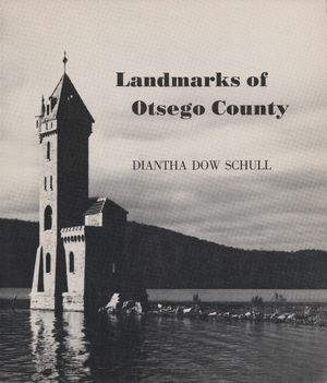 Cover for the book: Landmarks of Otsego County
