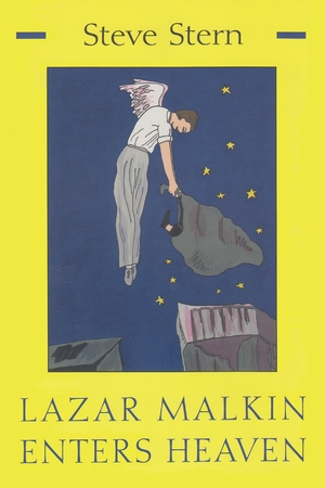Cover for the book: Lazar Malkin Enters Heaven