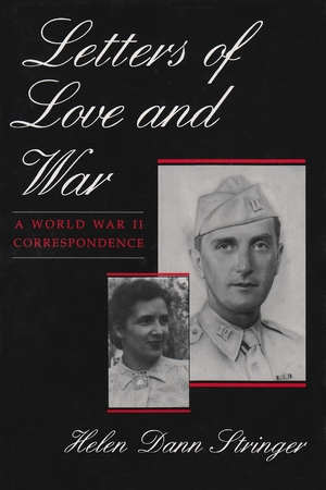 Cover for the book: Letters of Love and War