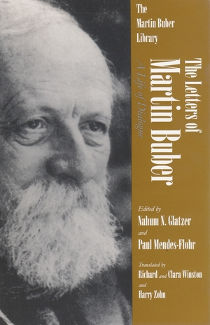 Cover for the book: Letters of Martin Buber, The