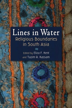 Cover for the book: Lines in Water