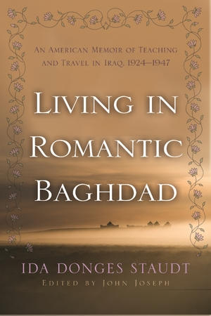 Cover for the book: Living in Romantic Baghdad