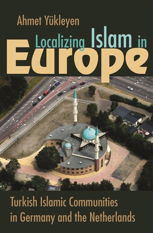 Cover for the book: Localizing Islam in Europe