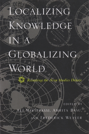 Cover for the book: Localizing Knowledge in a Globalizing World