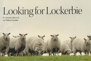 Cover for the book: Looking for Lockerbie