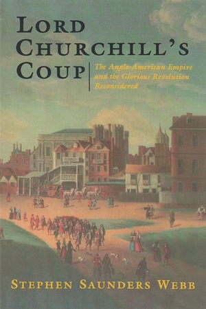 Cover for the book: Lord Churchill's Coup