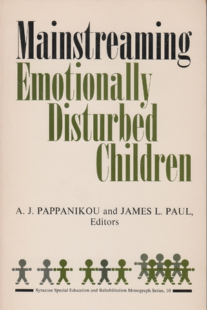 Cover for the book: Mainstreaming Emotionally Disturbed Children