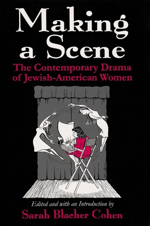 Cover for the book: Making a Scene