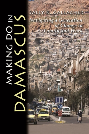 Cover for the book: Making Do in Damascus