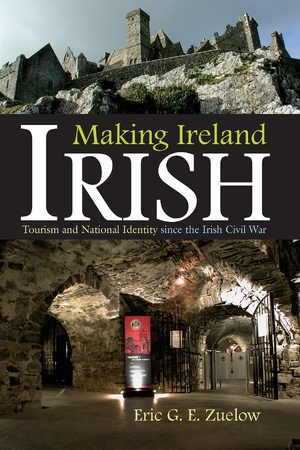 Cover for the book: Making Ireland  Irish