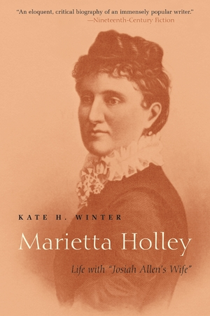 Cover for the book: Marietta Holley