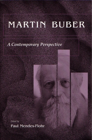 Cover for the book: Martin Buber