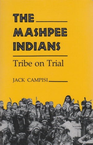 Cover for the book: Mashpee Indians, The