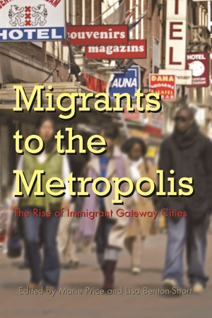 Cover for the book: Migrants to the Metropolis