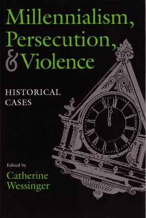 Cover for the book: Millennialism, Persecution, and Violence
