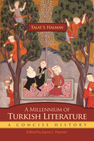 Cover for the book: Millennium of Turkish Literature, A