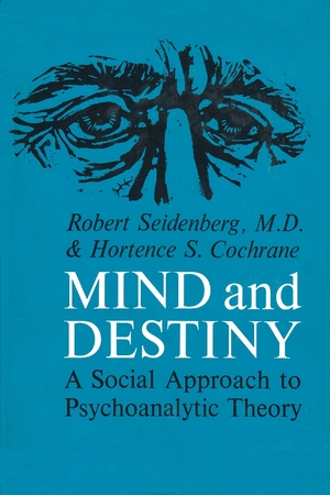 Cover for the book: Mind and Destiny