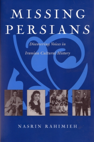 Cover for the book: Missing Persians