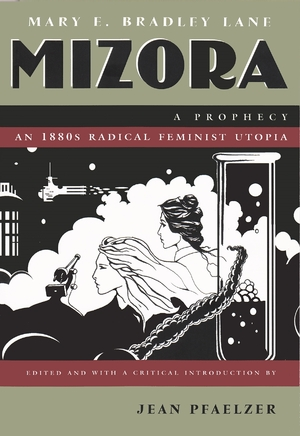 Cover for the book: Mizora