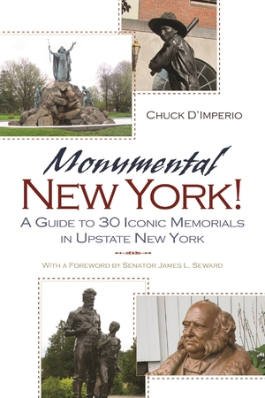 Cover for the book: Monumental New York!