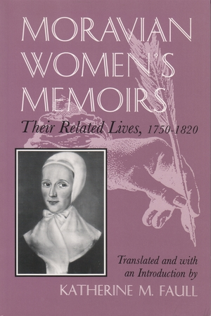 Cover for the book: Moravian Women's Memoirs