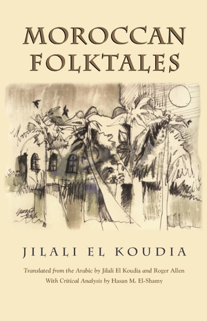 Cover for the book: Moroccan Folktales