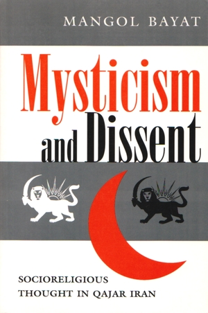 Cover for the book: Mysticism and Dissent