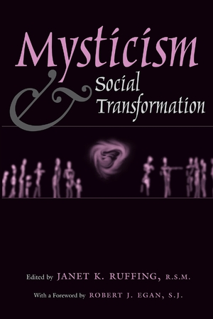 Cover for the book: Mysticism and Social Transformation