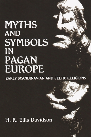Cover for the book: Myths and Symbols in Pagan Europe