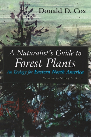 Cover for the book: Naturalist's Guide to Forest Plants, A