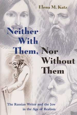 Cover for the book: Neither With Them, Nor Without Them