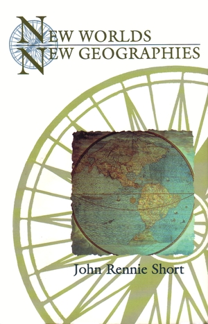 Cover for the book: New Worlds, New Geographies
