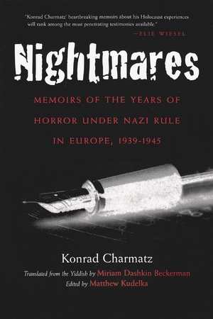 Cover for the book: Nightmares