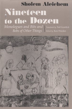 Cover for the book: Nineteen To the Dozen