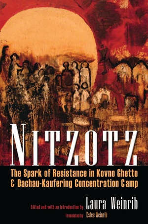 Cover for the book: Nitzotz