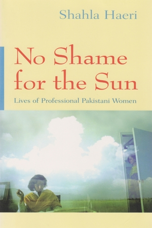 Cover for the book: No Shame for the Sun