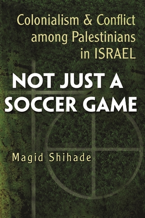 Cover for the book: Not Just a Soccer Game