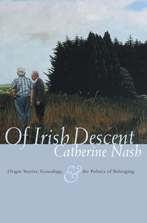 Cover for the book: Of Irish Descent